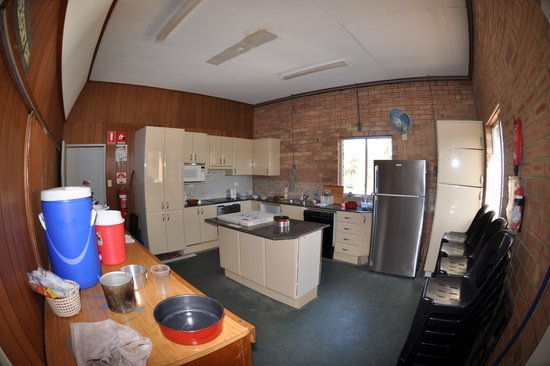 Photo of the kitchen